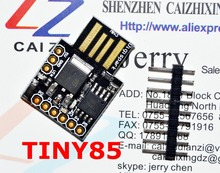 Free shipping! CJMCU Digispark kickstarter miniature for Arduino ATTINY85 usb development board(China (Mainland))