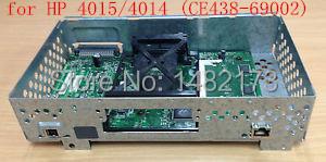 Free shipping 100% test  formatter board for HP  LaserJet 4015/4014 (CE438-69002) mainboard on sale<br><br>Aliexpress
