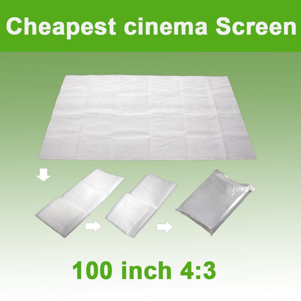 Материал для экрана проектора