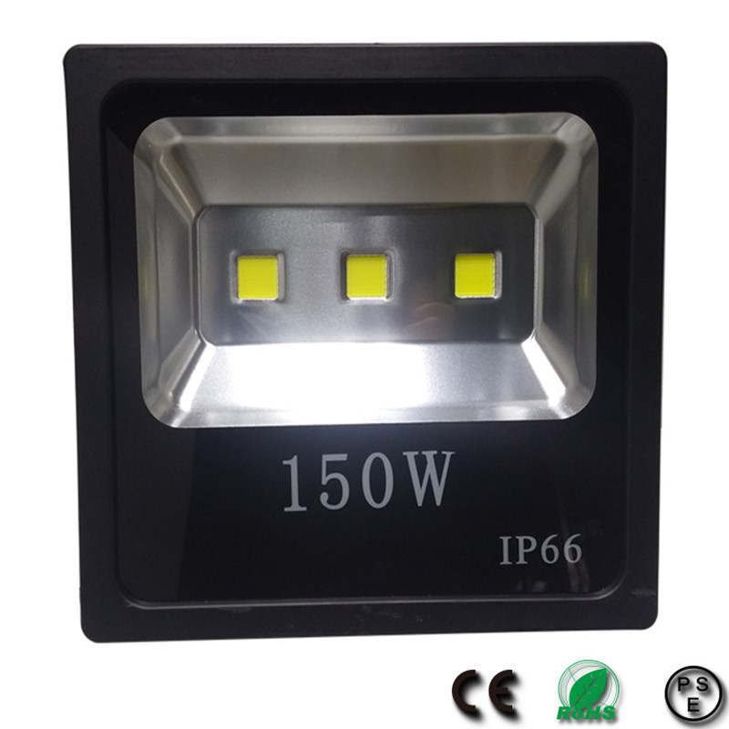 150w led flood light 85v 265v ip66 proyector refletor led for Projecteur led exterieur 100w