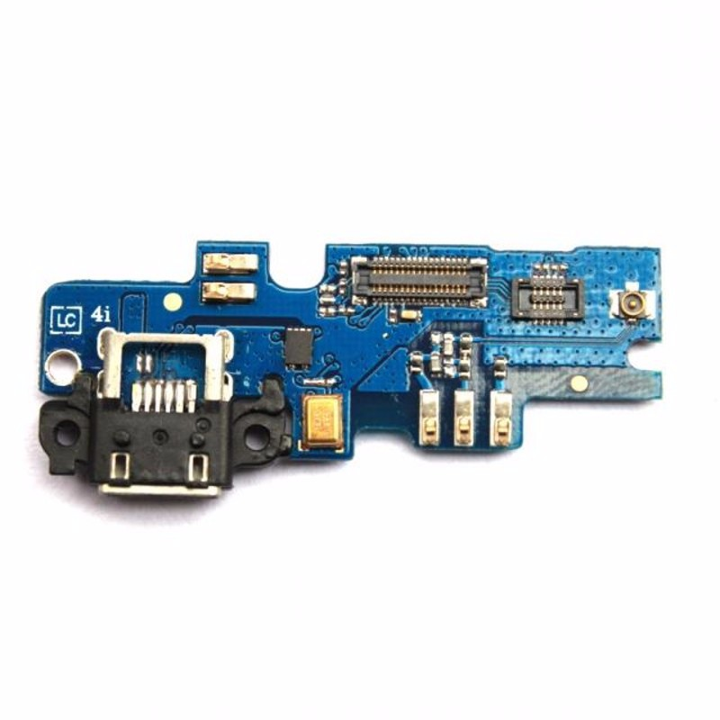 1piece Dock Connector Micro USB Charging Port Flex Cable Ribbon Module + Mic Replacement Parts For xiaomi 4i Mi4i