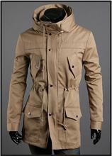 Hot sale men jackets 2015 Autumn Winter high quality Designer clothes Soft Shell TAD Mens Jacket JK23001401(China (Mainland))