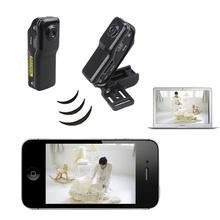 Hot Mini Wifi Wireless Hidden Spy Security Nanny Camera Camcorder Video Recorder DVR(China (Mainland))