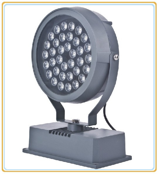 Фотография 2014 Time-limited New Brand 100% 36w Led Floodlight Light,ip65,grey Aluminum,ccc,ce,rohs, Outdoor Lamp Free Shipping 4pcs/lot