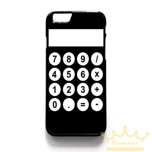 CALCULATOR cellphone case cover for iphone 4s 5s 5c 6s plus Samsung Galaxy S3/4/5/6/7/edge+ Note2/3/4/5(China (Mainland))
