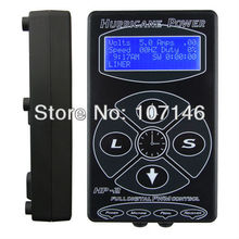 Best Quanlity Tattoo Power Supply Digital Power LCD Display Black/Silver/White For Kits Machine Tubes Hot Sale(China (Mainland))
