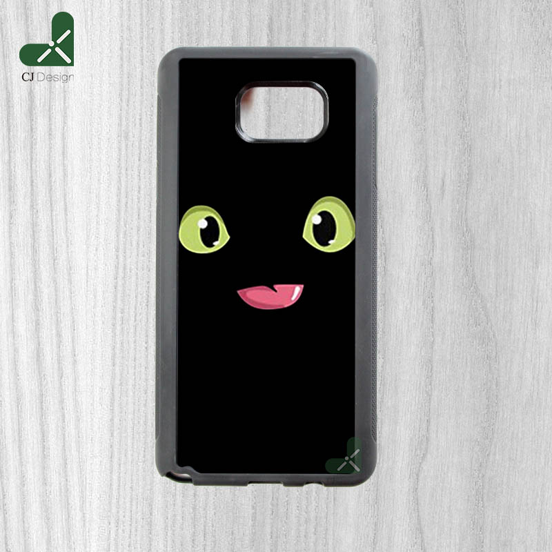 Hot Models toothless how to train your dragon Plastic Soft side Mobile Protection Case for Samsung Note5 Note4 Note3 Note2 Cover(China (Mainland))