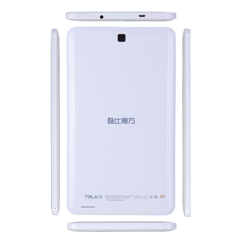 Original Cube Talk 8 Talk 8H U27GTS Android 4 4 3G Tablet PC Quad Core MTK8382