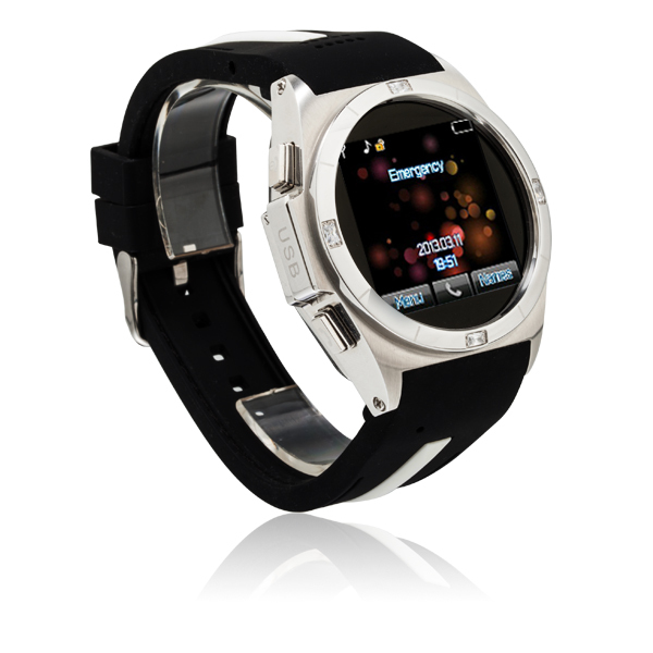 2015 The Only Waterproof Smart Cell Phone Watches(China (Mainland))