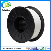 White 3d printer pla 1.75mm 3d printer filament 1kg 3d printer filament filamento 1.75 3d for Createbot ,Makerbot, RepRap