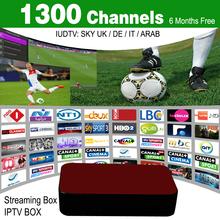 Better than Mag 250 Mag 254 Streaming Iptv TV Box Set Top Box Include 6 months Sky European Iptv Account APK like Mag 250 TV Box