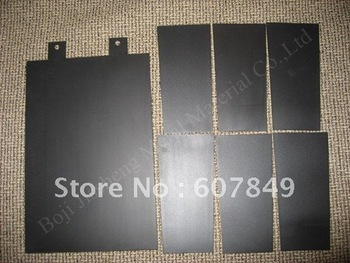 electrolysis titanium anode sheet TA1 free shipping MOQ:10pc