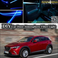 Buy Mazda CX5 CX-5 CX interior Ambient Light Tuning Atmosphere Fiber Optic Band Lights Inside Door Panel illumination Tuning for $23.35 in AliExpress store