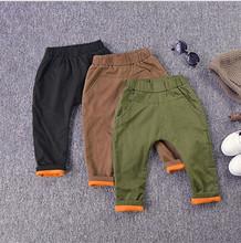 Bobo Choses Baby Harem Pants Girls Boys Cotton 18m-6y Toddler Kids Leggings Children's Clothing Winter Autunm Trousers YA174(China (Mainland))
