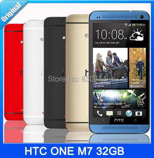 Мобильный телефон HTC M7 GPS WiFi 4,7' 4MP 32 мобильный телефон htc desire 816w htc 816w 5 5 1 5 8 13 gps wifi android
