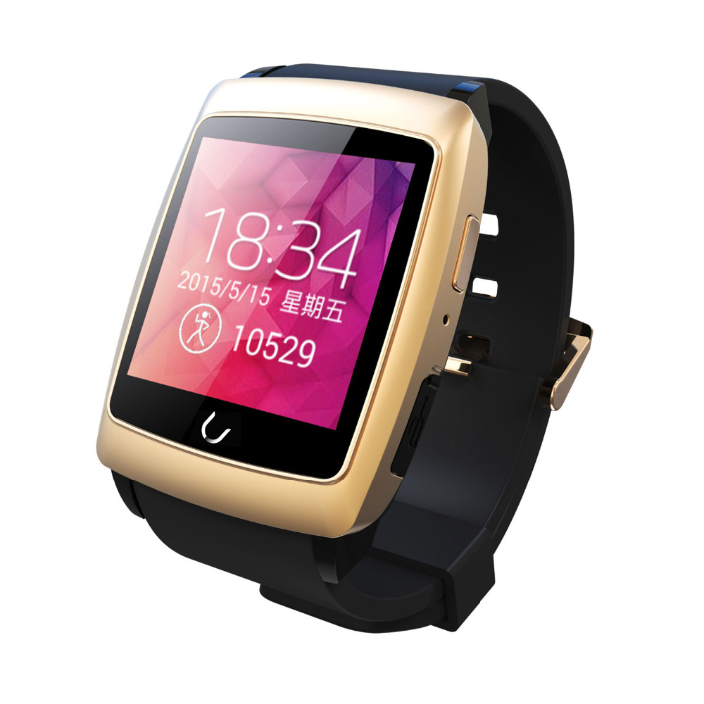 Bluetooth android smart watches with wifi gps compass pedometer