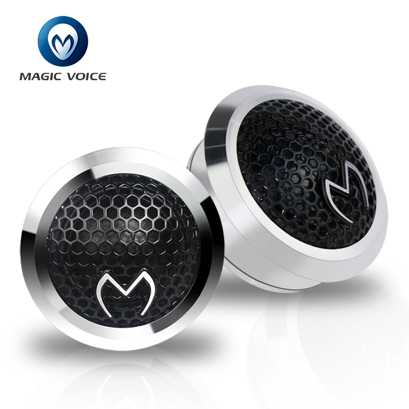 Magic Voice high quality powerful professional 25mm silk car audio tweeter