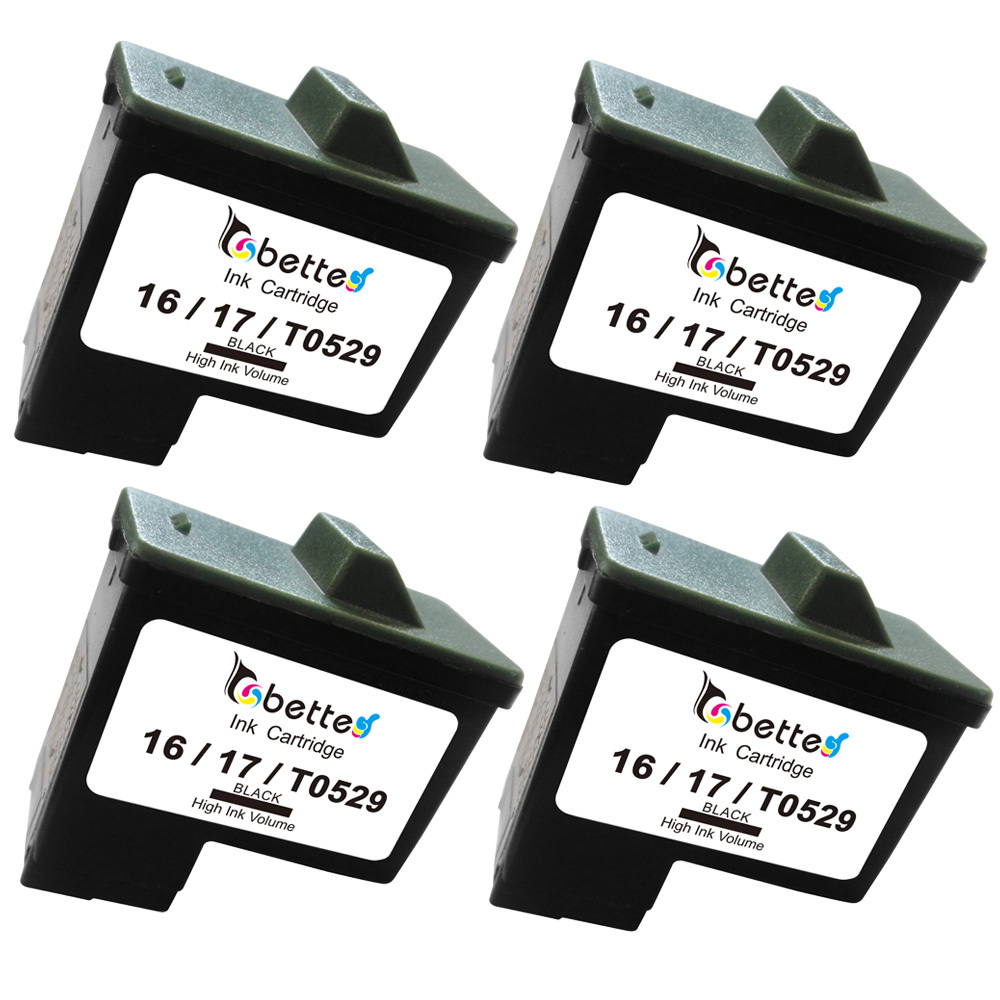 Free Shipping High Quality ink inkjet printer Cartridge for Dell T0529 use for Dell 720 All-In-One A920... (4PK)<br><br>Aliexpress