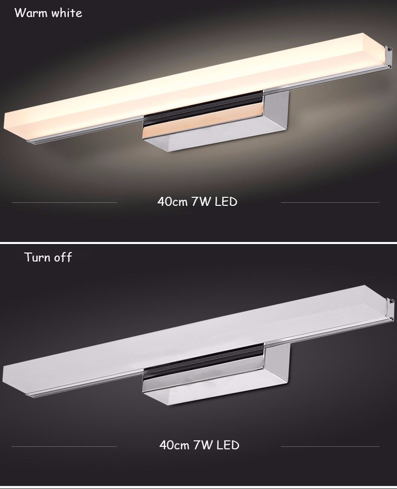 LED mirror wall light-6