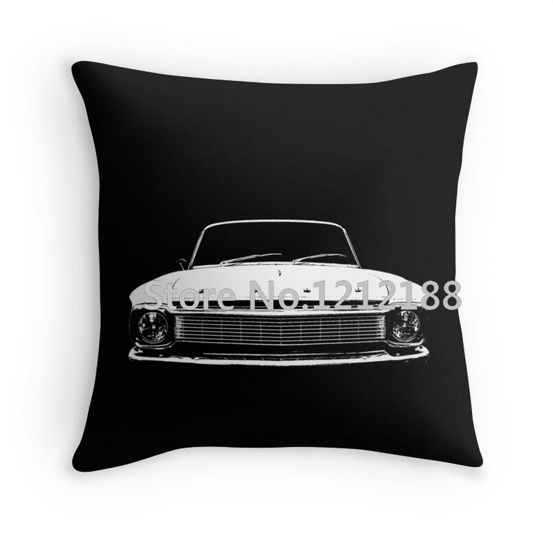 Ford 1964 XP Falcon Decorative Pillowcases 16 18 20 24 Inch pillow case Polyester and Cotton pillow cover(China (Mainland))