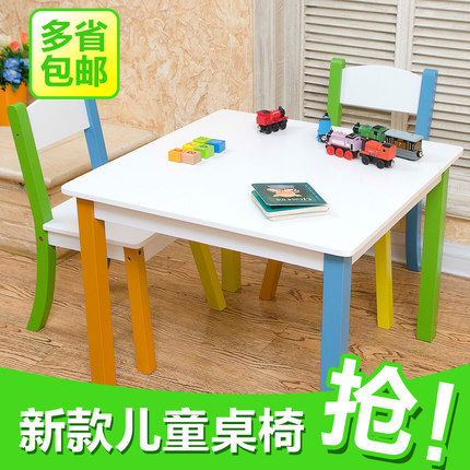 Rui US special baby nursery furniture sets of tables and chairs for children to learn desk combination desk chair desk desk<br><br>Aliexpress