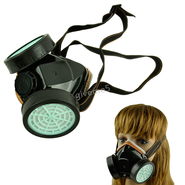 2015 New Spray Respirator Gas protection Safety Anti-Dust Chemical Paint PM2.5 Dust Spray Face Mask Manufacture Equipment(China (Mainland))