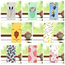 Fruit Art Painted Cat Phone Case Lenovo K3 Note A7000 A 7000 Case Cover Lenovo K3 Note+Free Gift