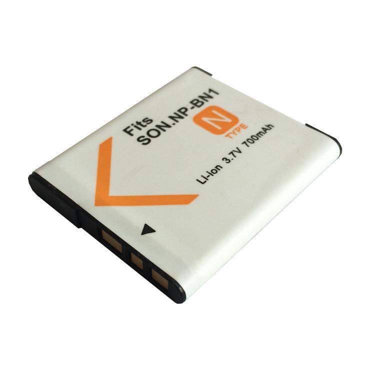 3.7v 700MaH digital camera battery NP-BN1 for Sony DSC-TX7 DSC-W390 DSC-W380 DSC-W370 DSC-W350 DSC-W330 DSC-W310<br><br>Aliexpress