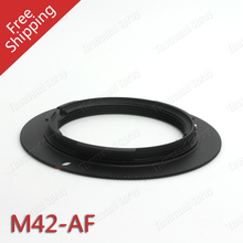 Buy 10PCS Wholesale M42 Lens sony Alpha AF Minolta MA mount adapter ring A900 A550 A850 for $19.01 in AliExpress store