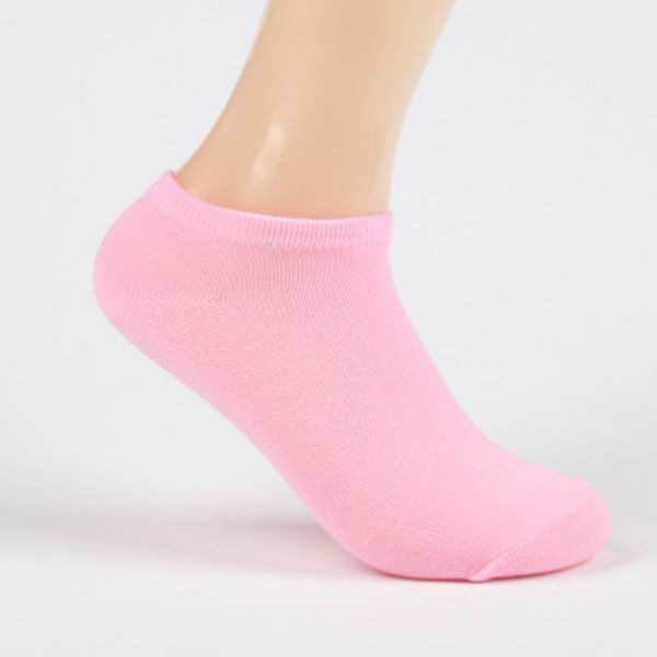 1 Pair 2015 Hot Summer Candy Color Women Short Ankle Boat Low Cut Sport Socks Crew Casual New(China (Mainland))