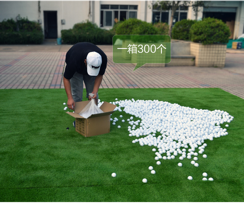 Wholesale Professional Double layer Golf practice Balls  Durable Golf Ball  300pcs/lot <br><br>Aliexpress