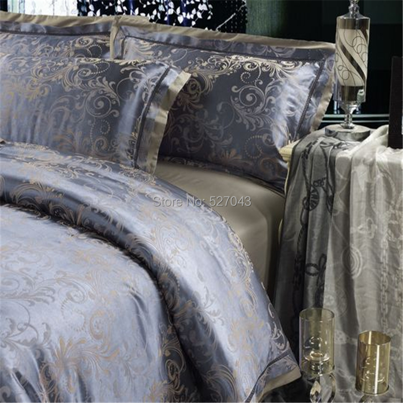 achetez en gros linge de lit de luxe en ligne des grossistes linge de lit de luxe chinois. Black Bedroom Furniture Sets. Home Design Ideas
