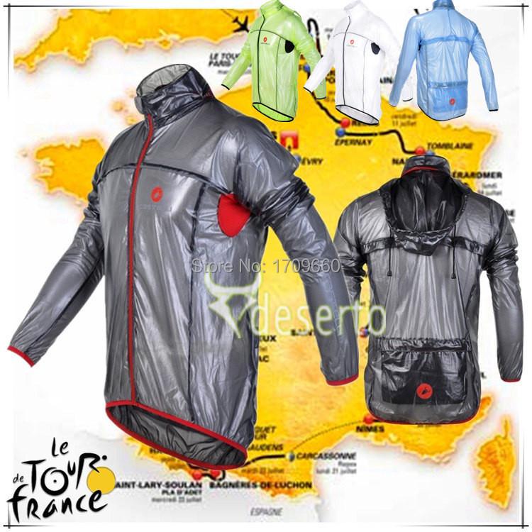 Rain coat 2015 Cycling Jersey Multi function jacket Waterproof windproof ropa ciclismo mtb bike Bicycle clothes Cycling(China (Mainland))