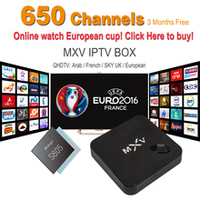 2015 Cheapest Box Android MXV Quad Core Better Than Mag 250 Mag 254 + Three Months Qhdtv Iptv Apk Sport Iptv Subscription