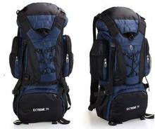 2015 70 L Unisex Travel Bags Rucksack Men's Outdoor Camping Hiking Backpacks Bag Sport Backpack(China (Mainland))