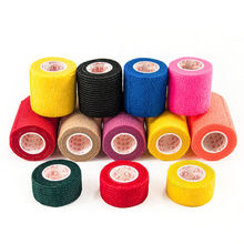 1 Roll Kinesiology Sports Muscle bandage Health Muscles Care Physio Therapeutic Tape 4.5m * 5cm 12 colors(China (Mainland))