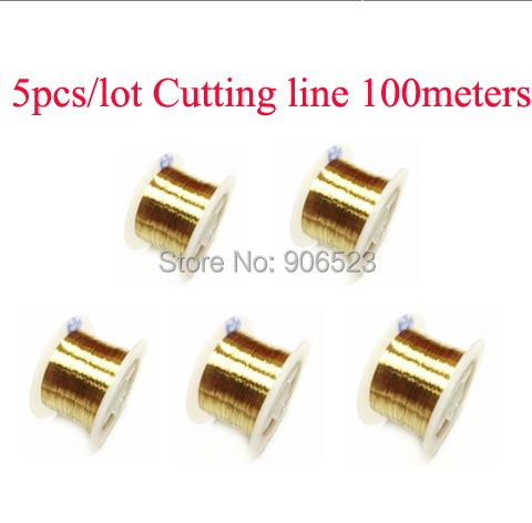 Электрооборудование Other 5pcs/100m Iphone/Samsung cutting wire