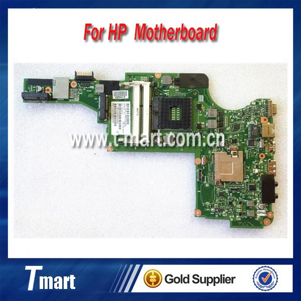 100% working Laptop Motherboard for hp 607605-001 pavilion DV5-2000 HM55 System Board fully tested
