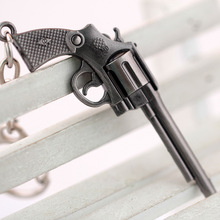 Buy High Pistol Weapon Metal Keychain Tritium Key Holders Chaveiro Portachiavi Llaveros Hombre Men Key Ring Csgo Keychain for $1.74 in AliExpress store