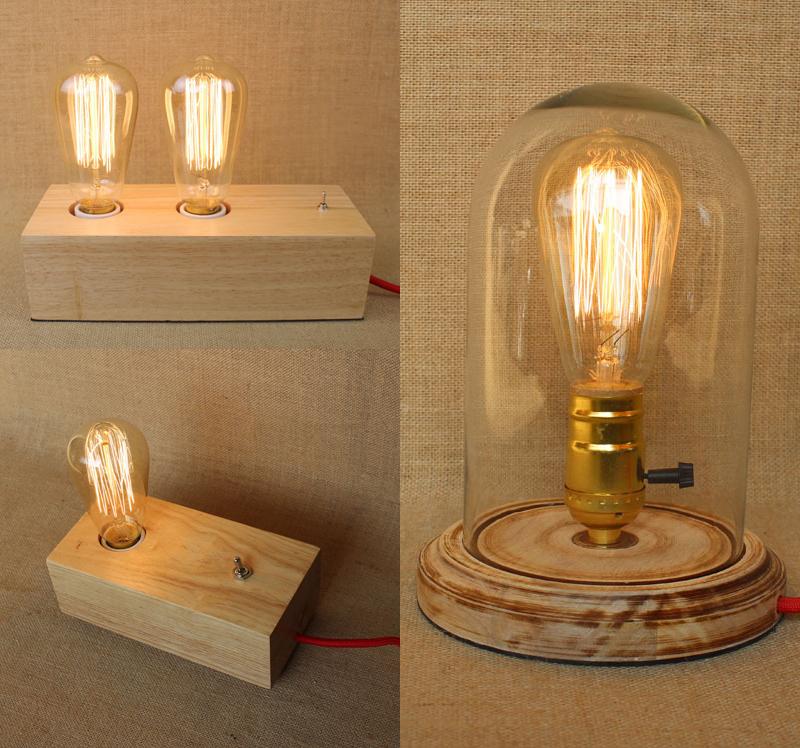 popular wooden desk lamp buy cheap wooden desk lamp lots