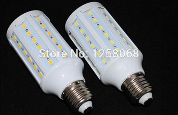 free shipping 5630 60led 15w 1500lm ac85-265v E27/E14/B22 e27 led corn light bulb 20pcs one lot wholesale CE&RoHS certificated(China (Mainland))