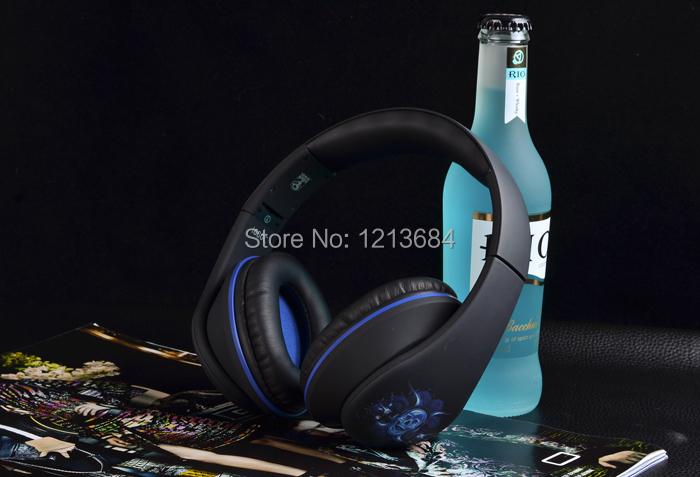 Bingle I680C Noise Cancelling Stereo Music DJ Computer PC Mobile Phone Rocking Sharing Headset Headphones w/ Multi Remote & Mic(China (Mainland))