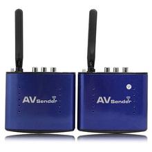 5.8 GHZ de 8 Canales 200 m 20 m Wireless Audio Video AV SD TV Remitente Transmisor Receptor Más Alejado Extender