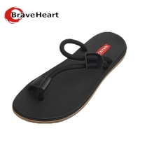 2016 Vietnam Shoes Summer Thong Sandals Men Slippers Beach Shoes Flat Non-slip Slippers And Sandals(China (Mainland))