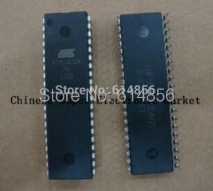 2PCS ATMEGA32A-PU ATMEGA32 ATMEGA32A DIP IC(China (Mainland))