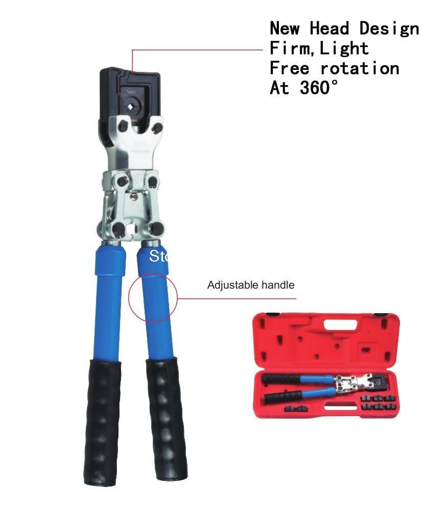 Здесь можно купить  FS35K COPPER TUBE TERMINAL CRIMPING TOOL 10-150mm2 cable sectional Head 360 Degree Rotation FS35K COPPER TUBE TERMINAL CRIMPING TOOL 10-150mm2 cable sectional Head 360 Degree Rotation Электротехническое оборудование и материалы