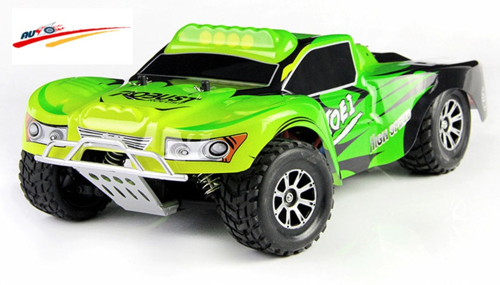 Wltoys A969 Rc Car 1:18 Scale 2.4g 4wd 45 Km/h High-speed Off-road Radio Control Vehicle Remo Racing Car Electric RTR Toy(China (Mainland))