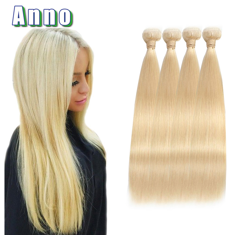 2016 New Sale Rosa Hair Products Grade 7a Russian Blonde Virgin Hair Bundle Deals Brazilian Straight Weave 4pcs 613 Extensions(China (Mainland))