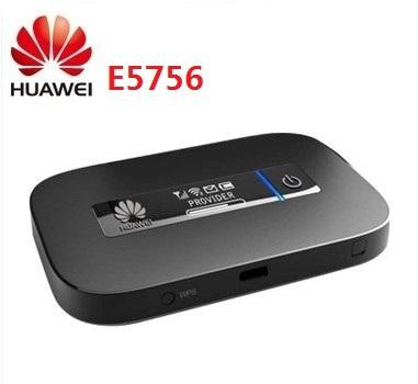 HUAWEI E5756 (ORIGINAL BRAND NEW) 3G Mobile Hotspot Pocket Wifi 3g modem Router mobile broadband (HKpost Free)(China (Mainland))