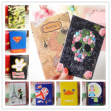2015 New Fashion 3D Passport Covers U Pick Style Travel Passport Holders PVC/PU Card & ID Holders Passport Covers Package Purse(China (Mainland))